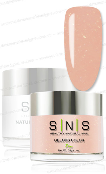 SNS Gelous Dip Powder - Straight A's N02 #723934