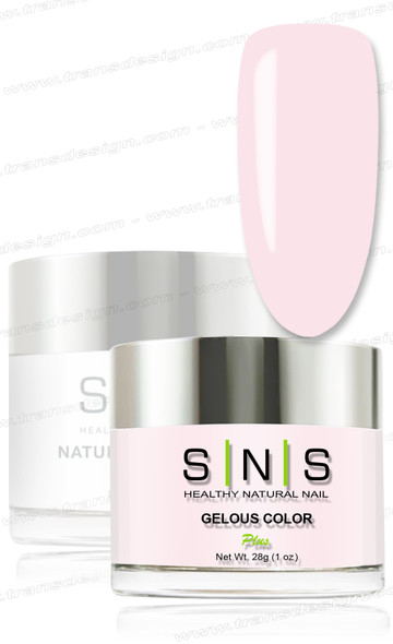 SNS Gelous Dip Powder - Grace NC06 #72397