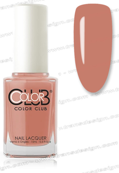COLOR CLUB NAIL LACQUER - Best Dressed List