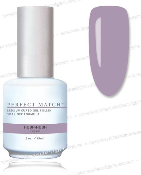 LECHAT Perfect Match - Hush-Hush 2/Pack
