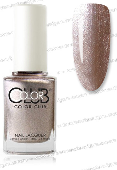 COLOR CLUB NAIL LACQUER - Antiquated