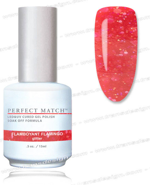 LECHAT Perfect Match - Flamboyant Flamingo 2/Pack