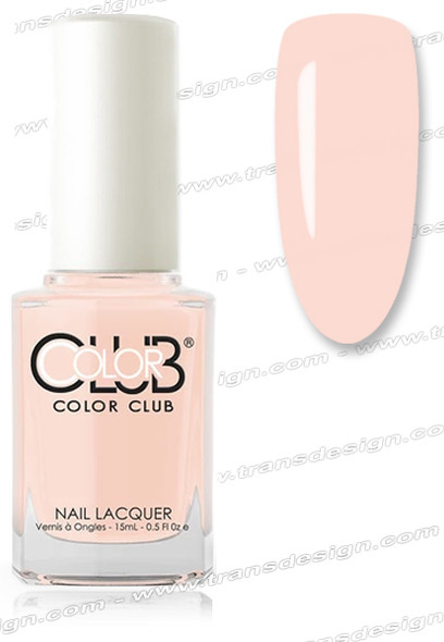 COLOR CLUB NAIL LACQUER - Bonjour Girl