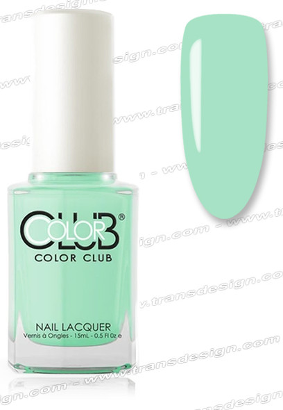 COLOR CLUB NAIL LACQUER - Blue-ming