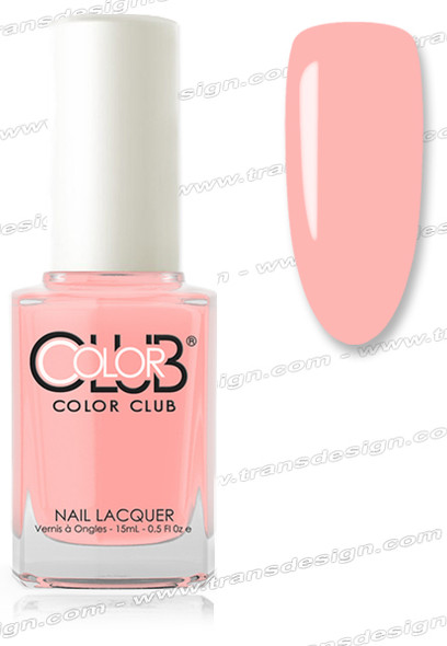 COLOR CLUB NAIL LACQUER - Blushing Rose
