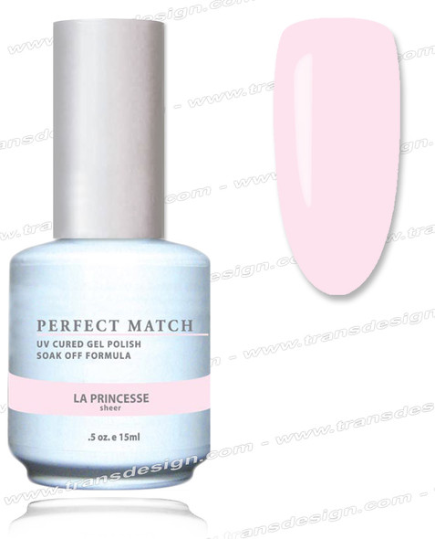 LECHAT Perfect Match - French Manicure Classic 2/Pack