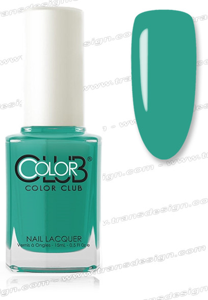 COLOR CLUB NAIL LACQUER - Abyss