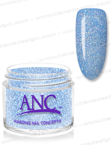 ANC Dip Powder - #64 Blue Glitter 1oz.