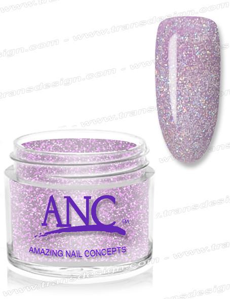 ANC Dip Powder - #65 Purple Glitter 1oz.