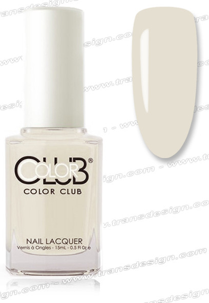 COLOR CLUB NAIL LACQUER - Look, Don't Tusk