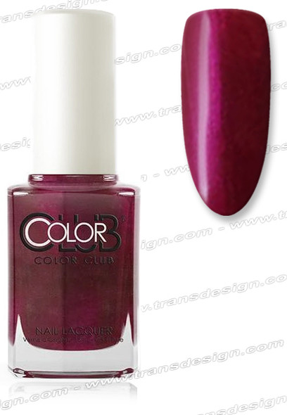 COLOR CLUB NAIL LACQUER -  Apple Of My Eye