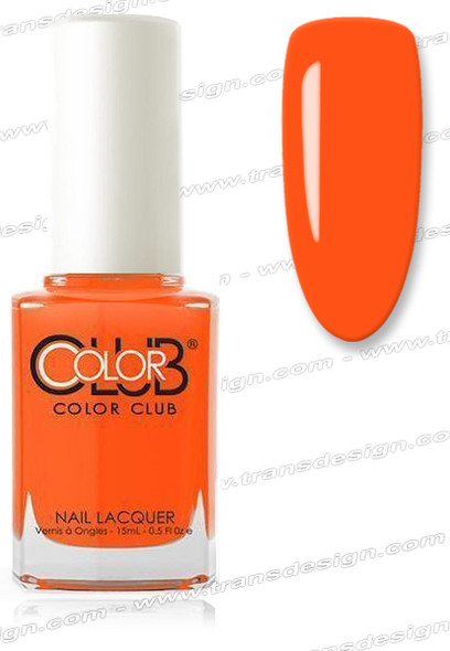 COLOR CLUB NAIL LACQUER - With The Cabana Boy