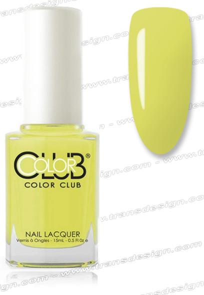 COLOR CLUB NAIL LACQUER - All Inclusive
