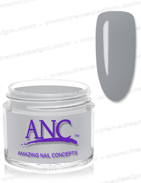 ANC Dip Powder - #113 Light Charcoal Gray 1oz.