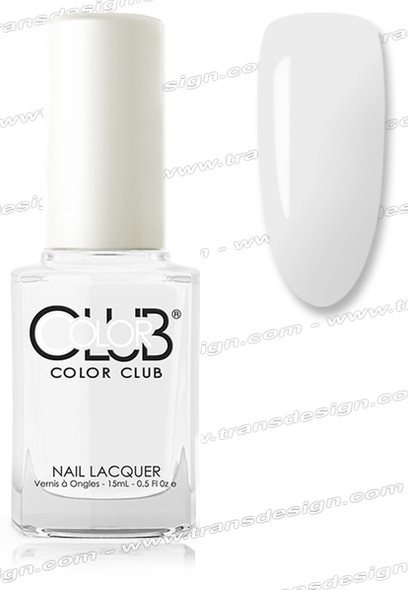 COLOR CLUB NAIL LACQUER - Blank Canvas