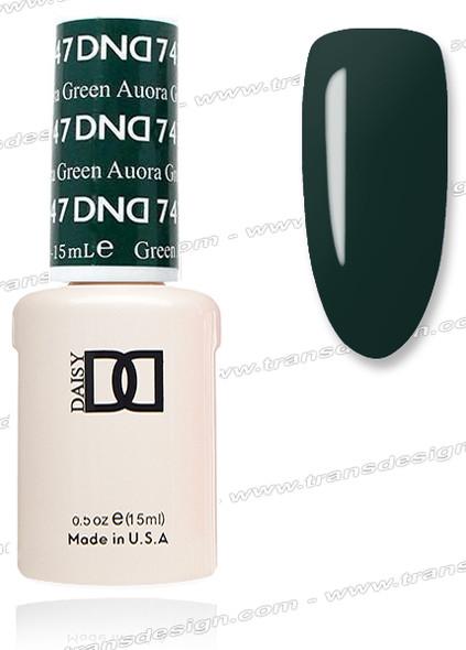 DND Gel Duo - Aurora Green