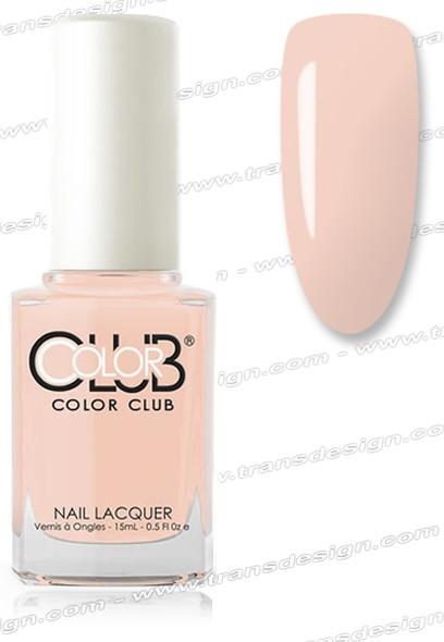 COLOR CLUB NAIL LACQUER - Blush Crush