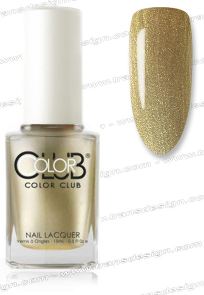 COLOR CLUB NAIL LACQUER - 24 Below