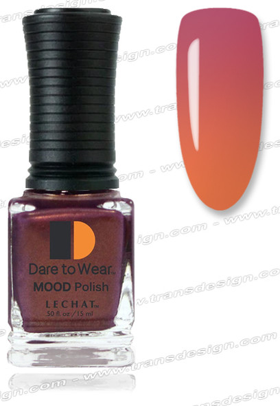 LECHAT Dare to Wear mood Lacquer  - Sunset Beach