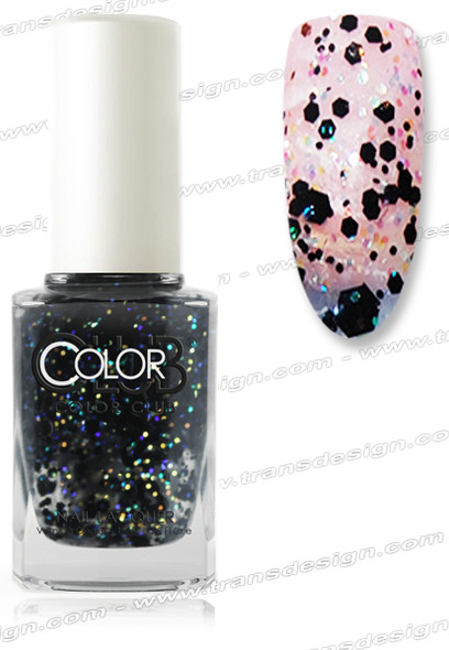 COLOR CLUB NAIL LACQUER - Cheetah-Me-Not