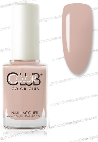COLOR CLUB NAIL LACQUER - Birthday Suit