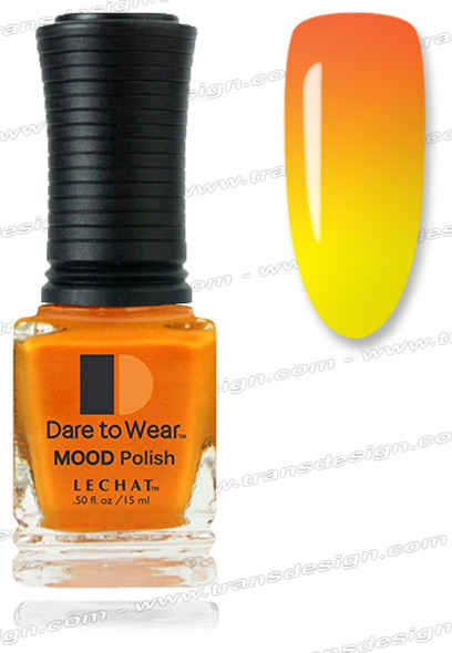 LECHAT Dare to Wear mood Lacquer  -  Tangi Mango