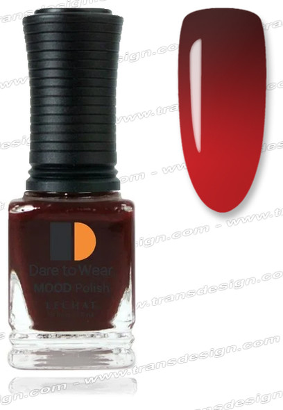 LECHAT Dare to Wear mood Lacquer  - Timeless Ruby