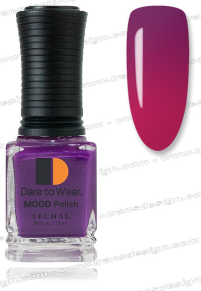 LECHAT Dare to Wear mood Lacquer  -  Wine Berry