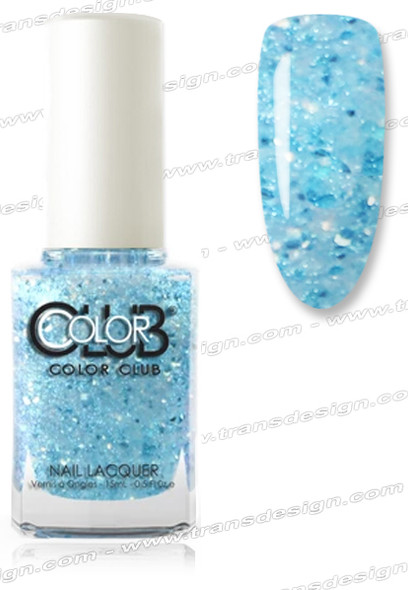 COLOR CLUB NAIL LACQUER -  You Snooze, You Lose