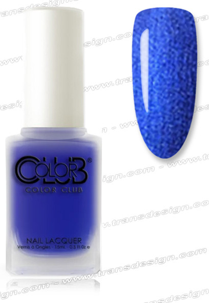 COLOR CLUB NAIL LACQUER - Been There, Done Matte
