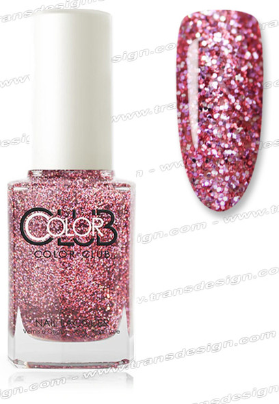 COLOR CLUB NAIL LACQUER - Candy Cane