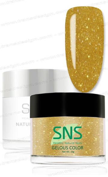 SNS Gelous Dip Powder - FC3