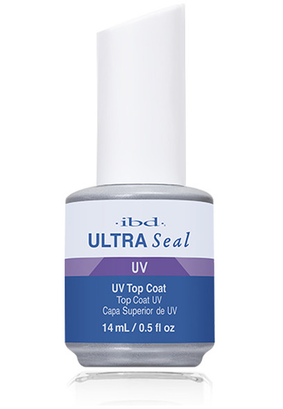IBD - Ultra Seal UV Top Coat 0.5oz. *