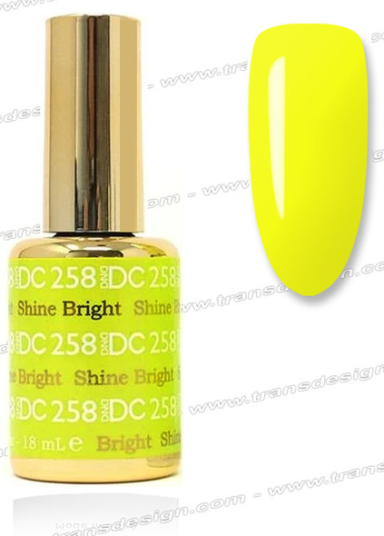 DND DC DUO GEL - Shine Bright