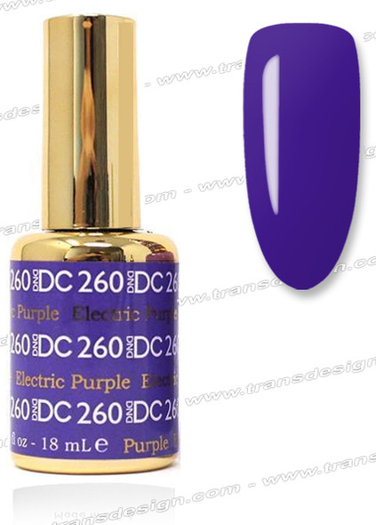DND DC DUO GEL - Electric Purple