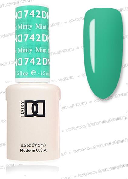 DND DUO GEL - Minty Min