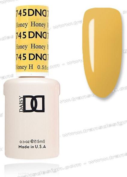 DND DUO GEL - Honey