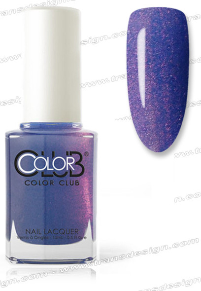 COLOR CLUB NAIL LACQUER - Bell Bottom Babe