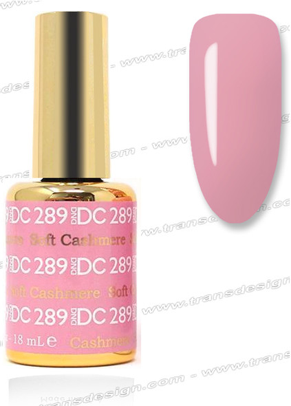 DND DC DUO GEL - Soft Cashmere