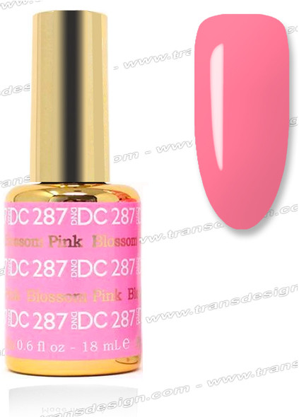 DND DC DUO GEL - Blossom Pink