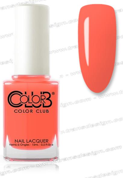 COLOR CLUB NAIL LACQUER - You Had Me at Aloha