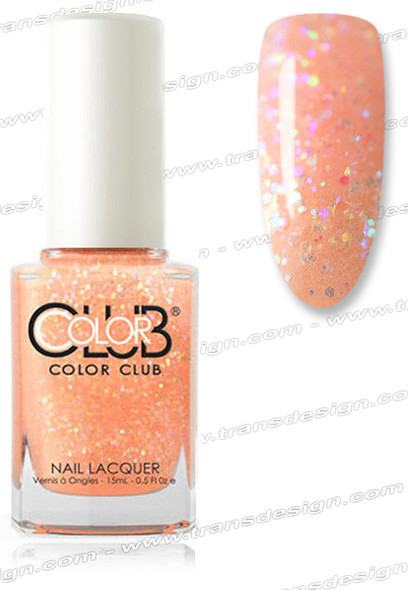 COLOR CLUB NAIL LACQUER - Call Of The Disco Ball
