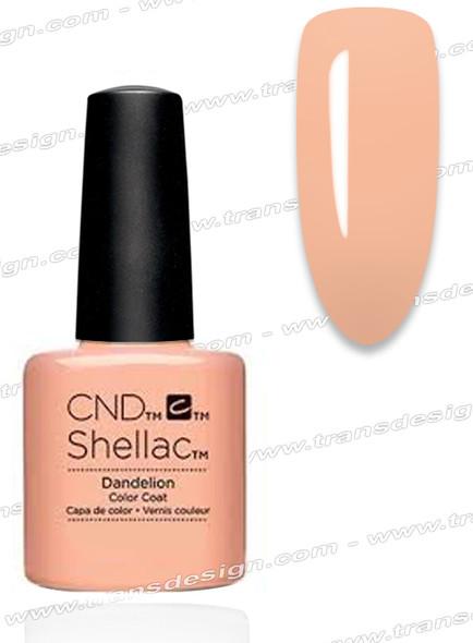CND Shellac - Dandelion *