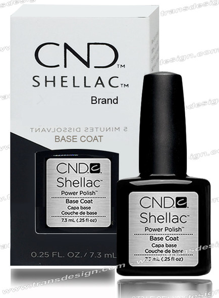 CND Shellac - Base Coat