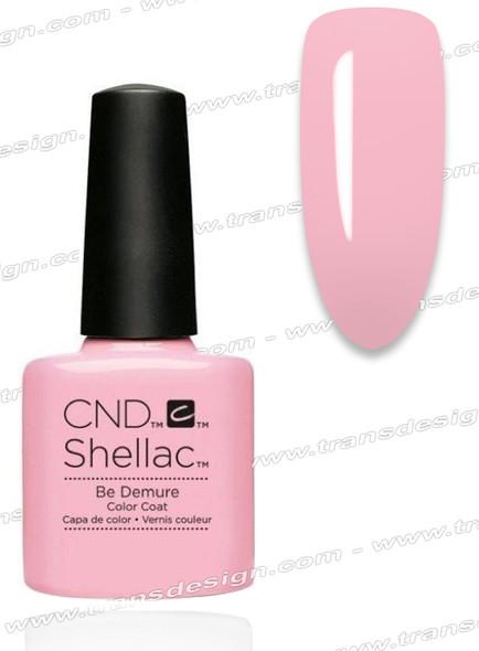 CND Shellac - Be Demure