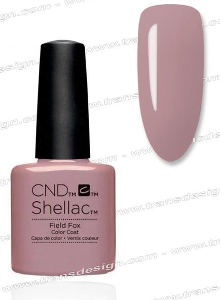 CND Shellac - Field Fox