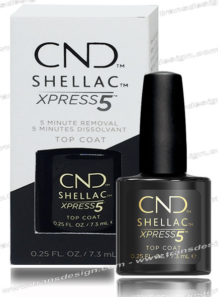 CND Shellac - Express5 Top Coat