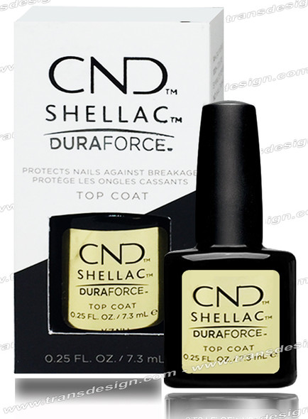 CND Shellac - Duraforce Top Coat
