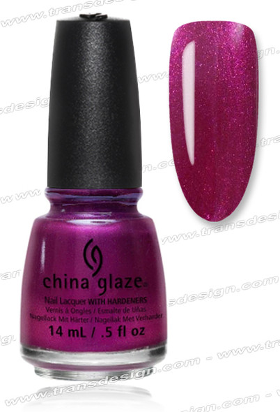 CHINA GLAZE POLISH  - Better Not Pout