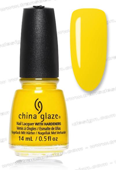 CHINA GLAZE POLISH  - Beak On Fleek!